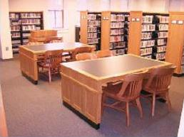 Library Furniture Solutions